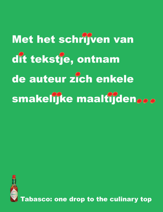 Copywriter Zendmaster Antwerpen Advertenties